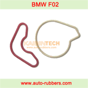 suspension compressor repair kits rubber seal rings for BMW F01 F02 F04 F11