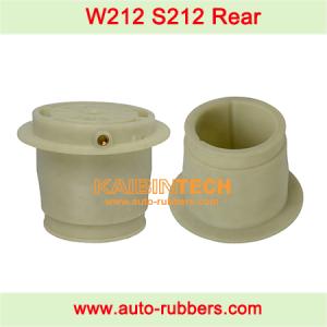 shock absorber plastic piston air bag repair kits plastic part for Mercedes W212 S212