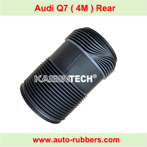 air suspension dust cover boot for Audi Q7 2015 2018
