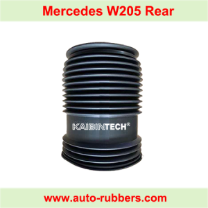 air suspension repair part dust cover boot for Mercedes Benz W205 airmatic strut