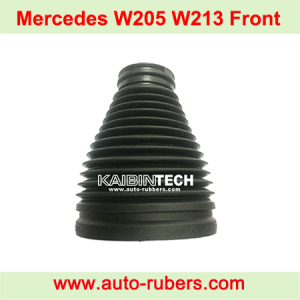 dust cover boot for airmatic shock absorber on Mercedes Benz W205 W213 W253.
