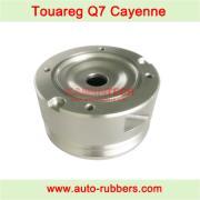 top metal head for air suspension strut for Audi Q7 / VW Touareg / Porsche Cayenne shock absorber
