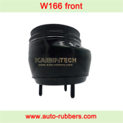 metal head for front air spring suspension for Mercedes Benz