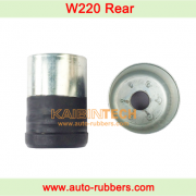 air spring suspension repair kits rubber-metal cup for Mercedes-Benz W220 shock absorber