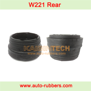 air spring suspension repair part rubber mount bushing for Mercedes Benz W220 W221