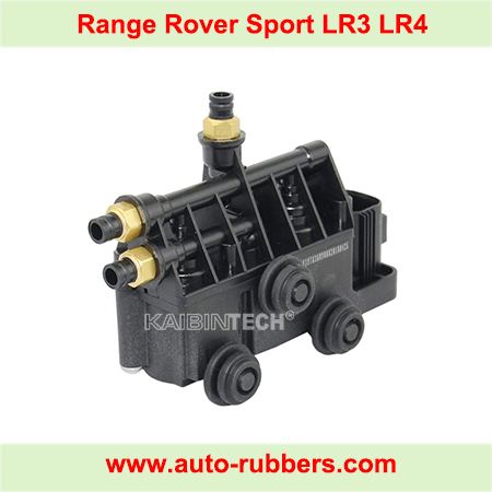 Air-Suspension-Compressor-Valve-Block-for-Land-Range-Rover-Sport-LR3-LR4-RVH000095