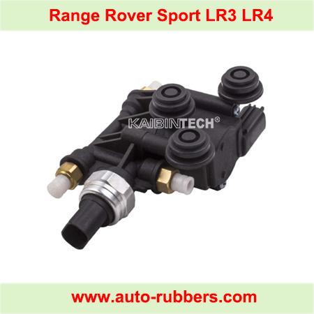 Air-Suspension-EAS-Valve-Block-Fits-for-Land-Range-Rover-Sport-LR3-LR4-RVH000095