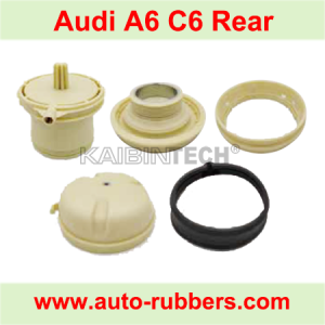 Audi A6 C6 4F Allroad S6 A6L Avant Rear Air Suspension plastic repair module