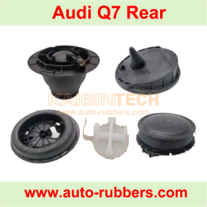 Audi Q7 Rear Air Ride Suspension repair kits plastic module