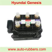 Air Suspension Compressor Valve Block Compatible for For Hyundai Genesis Equus