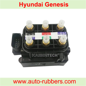 Air Suspension Compressor Valve Block Compatible for For Hyundai Genesis Equus
