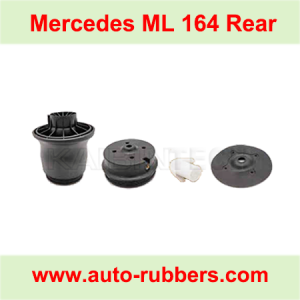 Air Suspension Plastic Module Inside Piston Plastic Parts For Rear Mercedes W164 GL/ML 320 350 450 500 550 Rear Left Right Suspension