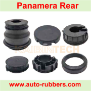 Porsche Panamera Air Spring Shock Absorber left or right airmatic suspension Part Plastic Repair Kits