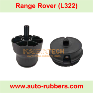 Plastic Piston Plastic Cover For rear Range Rover L322 Left Right shock absorber strut