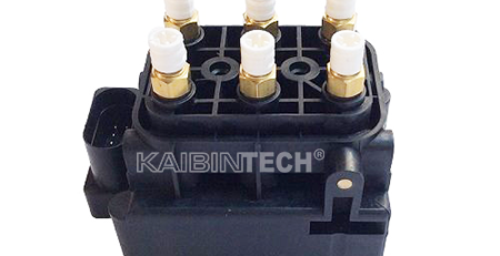 Solenoid Valve Block for Audi A6 4F2, C6, A8 4E, C5 & Allroad Air Suspension Compressor Pump