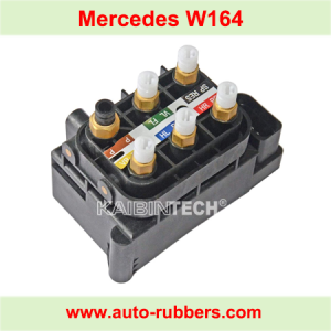 Solenoid Valve Block for Mercedes W212 W251 GL class X164 ML class W164 Air Suspension