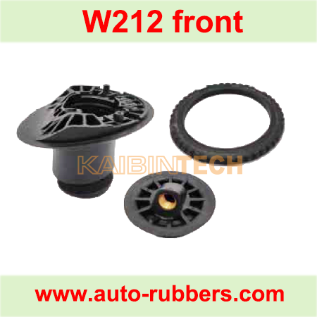 W212-front-air-suspension-strut-repair-kits-plastic-piston-plastic-module-air-valve-nozzle