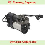 Air Compressor Pump for Porsche Cayenne Panamera Shock Absorber