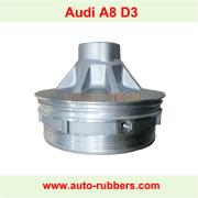 Air Spring Suspension Repair Kit Top Aluminum Head for Audi A8 D3