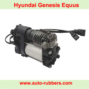 Hyundai Genesisi Equus Centencial 2009 2016 Air Suspension Compressor Pump