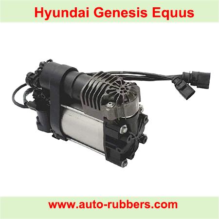 Hyundai-Genesis-Equus-Centennial-Air-Suspension-Compressor-Pump-Pneumatic-Suspension-2009-2016-558813M000-558803N000