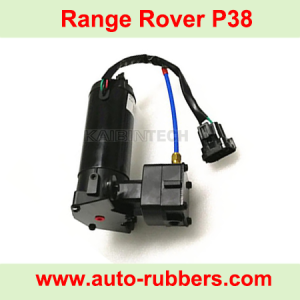 Range Rover P38 Air Spring Suspension Compressor Pump