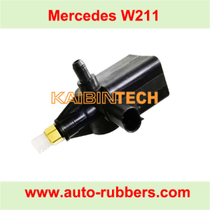 Air suspension electric valve for Mercedes W211 W219