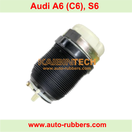 Air-Spring-suspension-bag-for-Audi-A6-(C6),-S6-Audi-A6-Avant-(C6)-Left-Right-Rear