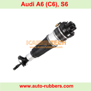 shock absorber Strut for Audi A6 C6 4F Avant Front Left or right Air Suspension