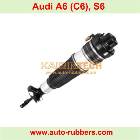 Air-Suspension-Strut-for-Audi-A6-(C6),-S6-Right Left-front