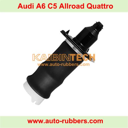 Audi-A6-C5-4B-01-05-Allroad-Quattro-4Z7616051A-Air-Shaft-Rear-Left-Right-air-Suspension-Left-Air-Suspension-Bag-Shock-Strut-repair-part-Air-Spring-Bag