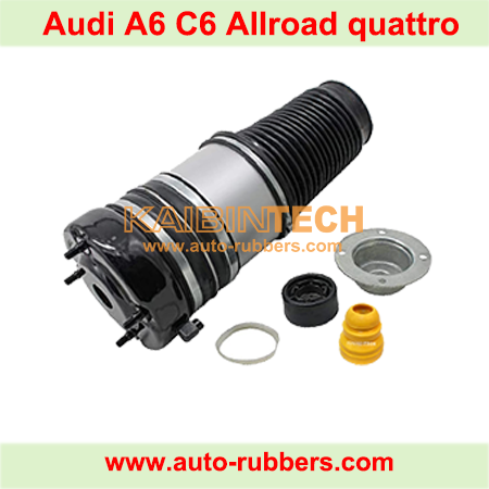 Audi-A6-C6-4F-Allroad-quattro-Front-Air-ride-Suspension-Spring-Shock-Absorber-Strut-repair-parts-4F0616039R-4F0616040-4F0616039-2005-2011
