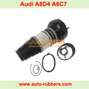 Audi A8 D4 4H Front Left Right Air Spring