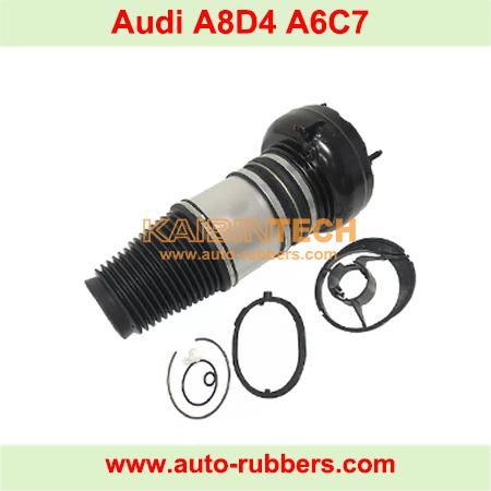 Audi-A6C7-A8D4-Air-suspension-spring-front-left-or-right-4G0616039(XB)-4H0616039AH(XB)-4H0616040AH(XB)