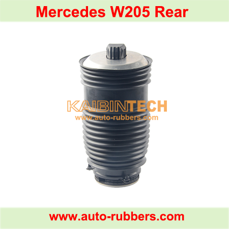 Mercedes-W205-C-class-2015–Rear-Air-Suspension-Replacement-part-airmatic-Spring-Bag-OEM-2053200125-2053200225