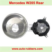 Repair Kits Top Cover aluminum metal module for W205 C class 2015 Rear Airmatic Suspension