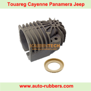 air compressor pump cylinder head for Porsche Panamera