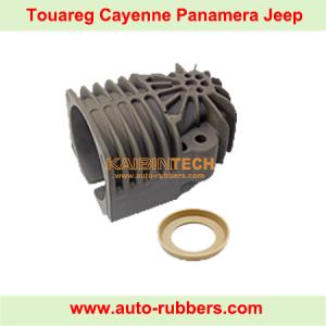 air compressor pump cylinder head for Porsche Panamera