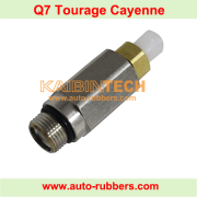 Risidual Pressure Valve for Audi Q7 Volkswagen Touareg Porsche Cayenne Air Suspension