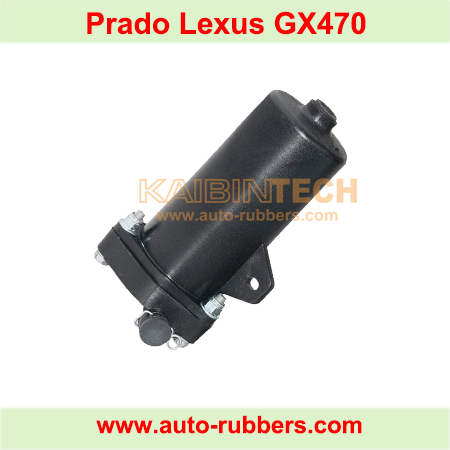 Suspension-Compressor-pump-plastic-part-w-Dryer-For-03-09-Toyo-ta-4Runner-Land-Cruiser-Prado-Lexus-GX470-48910-60041-48910-60040