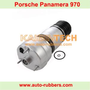 Porsche Panamera 970 air spring with solenoid valve