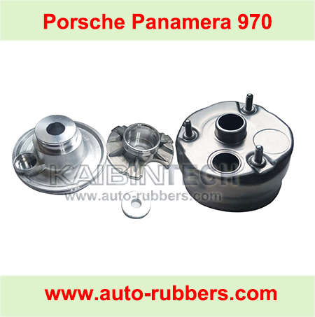 Porsche-Panamera-old-model-Front-Right-left-air-ride-Suspension-parts-Air-Spring-repair-kit-metal-head