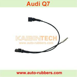sensor cable for VW Touareg air suspension compressor