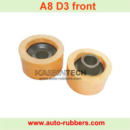 Audi-A8-D3-Front-Head-Small-Rubber-Buffer-Bump-Top-4E0616039-4E0616039AH-4E0616040-Air-Suspension-Shock-buffer-stop-Repair-Kit-pu-buffer-block