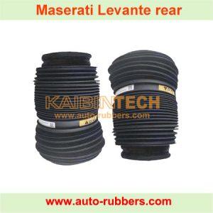 Maserati Levante rear Air Suspension