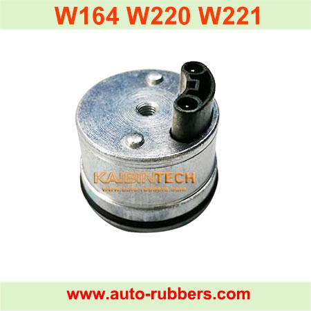 Mercedes-Benz-W164-W220-W221-AIRMATIC-Strut-service-parts-Electromagnetic-control-valve-for-air-suspension-shock-solenoid valve rebuilding-parts-Electromagnetic-coil