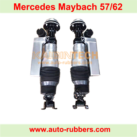 Mercedes-Maybach-57-62-2002-2013-Left-Right-Front-Air-Suspension-Shock-absorber-A2403201913,-A2403200913