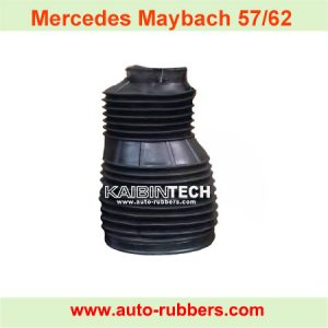 Mercedes Maybach 57 62 shock absorber dust cover