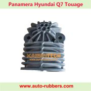 cylinder cover of air suspension compressor pump for Panamera 970 Hyundai Genesis Eques Audi Q7 new model VW Touareg NF 2