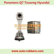 air suspension pump fix kits-piston rod and aluminum sleeve